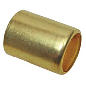 "3/8"" Brass Hose Ferrule 250PSI Low Pressure"