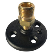 91-FLANGE/346 CGA 346 Fill Adapter Mount Bracket