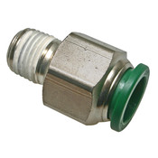 "Connector 3/8"" tube x 1/4"" Male Pipe Thread"