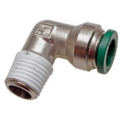 "Elbow 3/8"" Tube x 1/4"" Male Pipe Thread"
