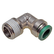 "Elbow 3/8"" Tube x 3/8"" Male Pipe Thread"