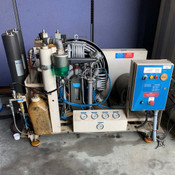 Used Bauer K18 Breathing Air Compressor