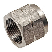 CGA677 Stainless Steel Nut 6000PSI