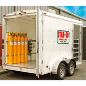 STAR50DELUXE - MOBILE BREATHING AIR Trailer
